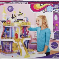 Jucarie fetite My Little Pony castelul din Canterlot Hasbro - Black Friday