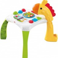 Jucarii bebelusi masuta activitati Animal Friends Fisher Price