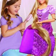 Papusa Rapunzel 80 cm