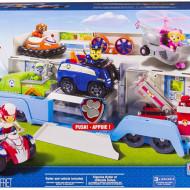 Set de joaca Paw Patrol vehucul de patrulare si figurina Ryder