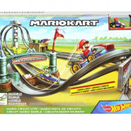 Set Hot Wheels Circuit Mario Kart Standard