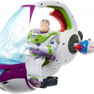 Toy Story figurina Buzz si nava cosmica