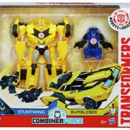 Transformers Activator Combiner Bumblebee and Stuntwing