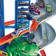 Ultimate Garage Hot Wheels cu T-Rex