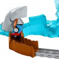 Jucarie baieti Thomas and Friends - Great Shark Adventure