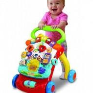 Jucarie bebelusi antepremergator primii pasi Vtech, model nou