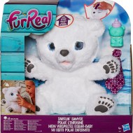 Ursulet polar interactiv Snifflin Sawyer FurReal Hasbro