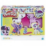 Jucarie fetite Playdoh My Little Pony Fashion Fun