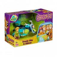Motocicleta cu atas Scooby Doo si fugurina Shaggy