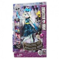 Papusa Monster High Frankie Stein cu masti
