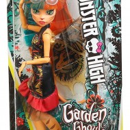 Papusa Monster High Garden Ghouls Toralei Mattel