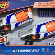 Set 2 blastere Nerf Strongarm Hasbro