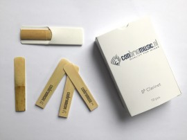 «Student» b-clarinets reeds – 10 pieces