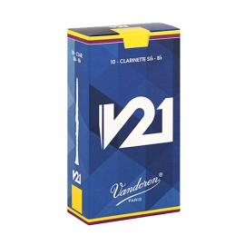 Anches pour B-clarinettes VanDoren V21 – paquet 10 pièces OFFRE
