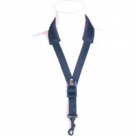 BG S10/12/14-SH strap for alto/tenor saxophone – Comfort model