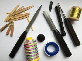 Compleet kit voor zelfbouw hoborieten