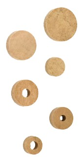Pisoni cork patches. Thickness : 3 mm Nr. 9021209