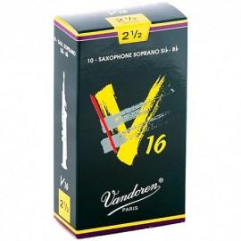 VanDoren Blätter V16 Sopransaxophon 10er Packung