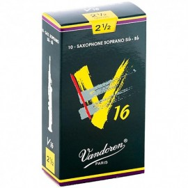 VanDoren Reeds V16 Soprano Sax10 pieces