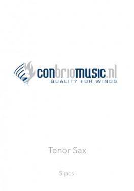 "Blätter Tenorsaxophon ""Solist"" Con Brio Music"