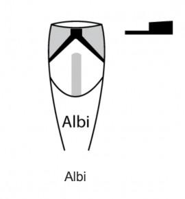 "Oboenrohr ""Albi Pro"" Handgefertigt"