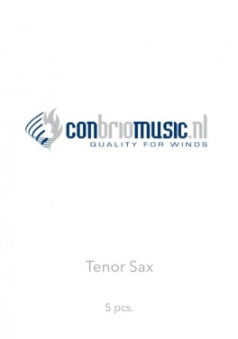 "Reeds Tenor saxophone ""Solist"" Con Brio Music"