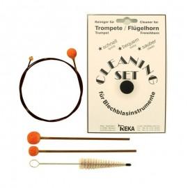 Reka Reinigingsset voor Trompet/Bugel 0101