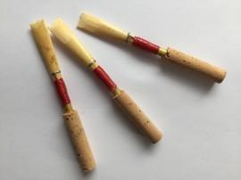 Oboenrohr als Halbprodukt auf 47 mm Stift