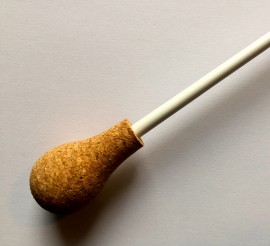 Baton « Leggiero (cork handle) – 6gr