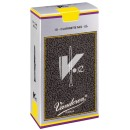 V12 VanDoren reeds for E-flat clarinets – 10 pieces box