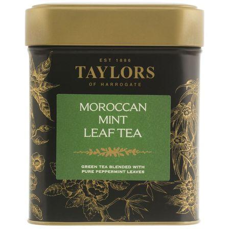 Ceai verde Taylors of Harrogate cu menta marocana 125g