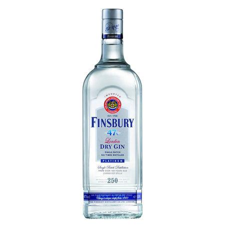 Finsbury Platinum dry gin 1000 ml