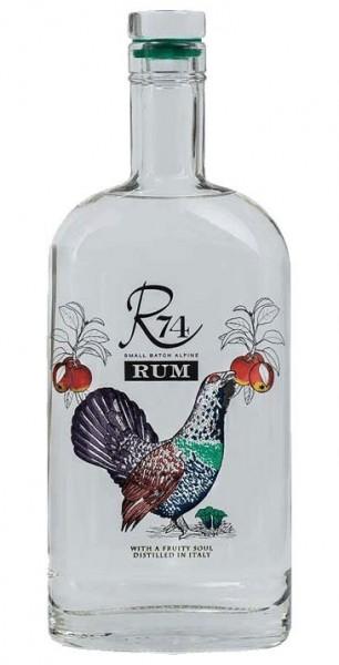 Roner Rum R74 - White 52% 700 ml
