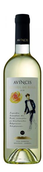 Vin alb sec Avincis, Domnul de roua in Alb, 750 ml