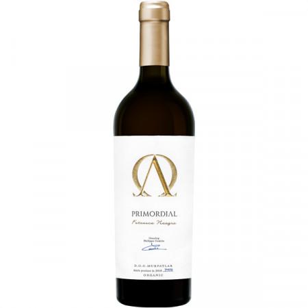 Vin alb sec Domeniul Bogdan Primordial Chardonnay Organic 750 ml