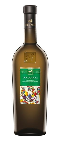 Vin alb sec Unico Cococciola 13 % - 750 ml