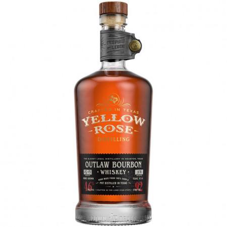 Whiskey Yellow Rose, 46%, 700 ml