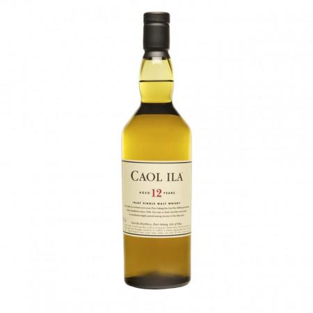 Whisky Caol Ila 12 Ani, 700 ml