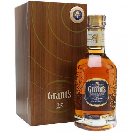 Whisky Grant's 25 ani, 700 ml