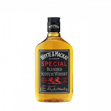 Whisky Whyte and Mackay Special, 500 ml