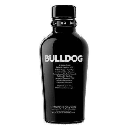 Bulldog London dry gin - 1000 ml