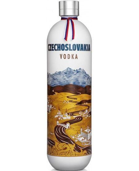 Czechoslovakia Vodka , 700 ml
