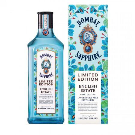 Gin Bombay Saphire English Estate Editie Limitata 700 ml