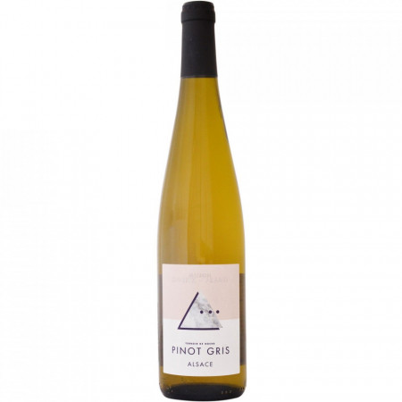 Vin alb sec Moritz Prado, Pinot Gris 750 ml