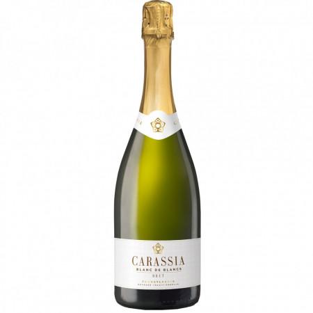 Vin spumant brut Carassia Blanc de Blancs 12% - 750 ml