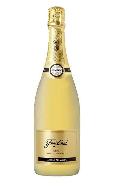 Vin spumant Freixenet Carta Nevada - demisec 11.5 % - 750 ml