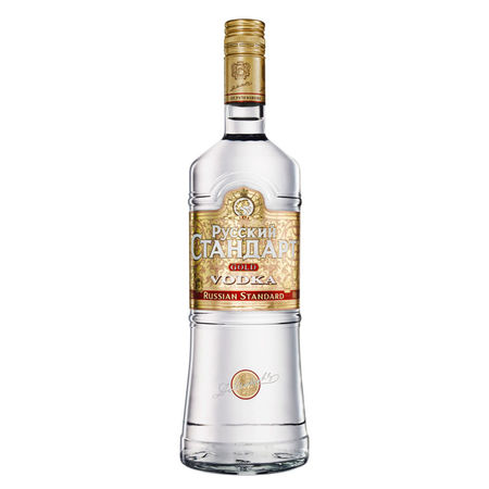 Vodka Russian Standard Gold - 1000 ml