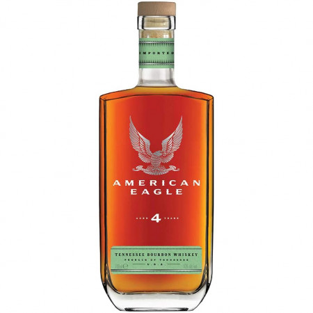 Whisky American Eagle, Bourbon Whiskey 4yro, 40%, 700 ml