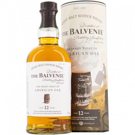 The Balvenie Sweet Toast of American Oak, 12 yo