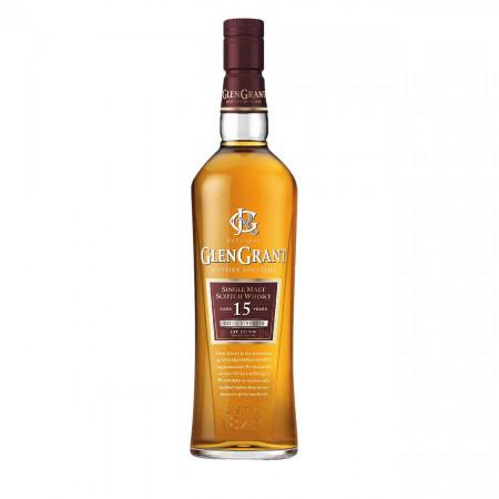 Whisky GlenGrant, 15 ani, 1000 ml